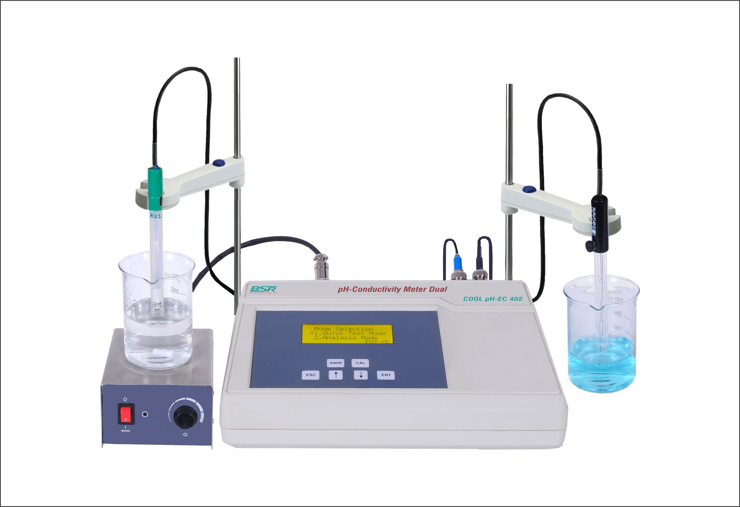 In Line Conductivity Meter : Welcome to bsr technologies